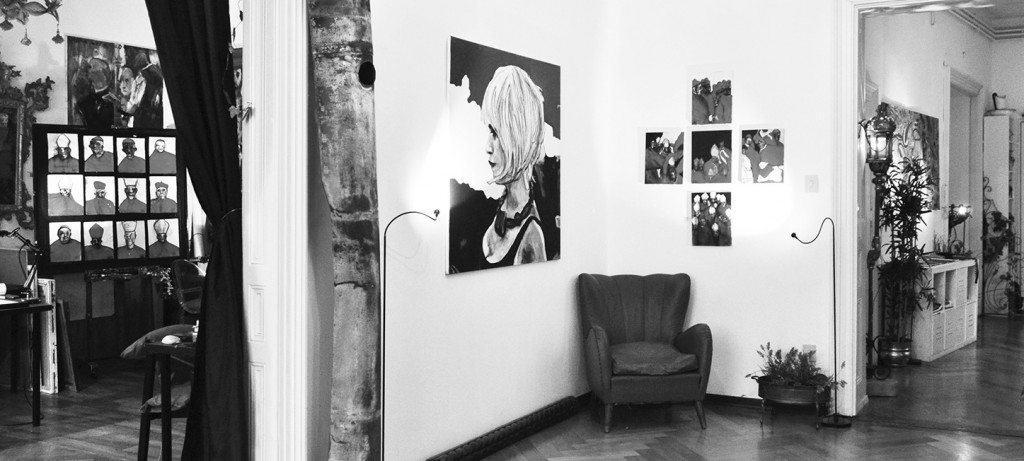 Contatti | Atelier Home Gallery