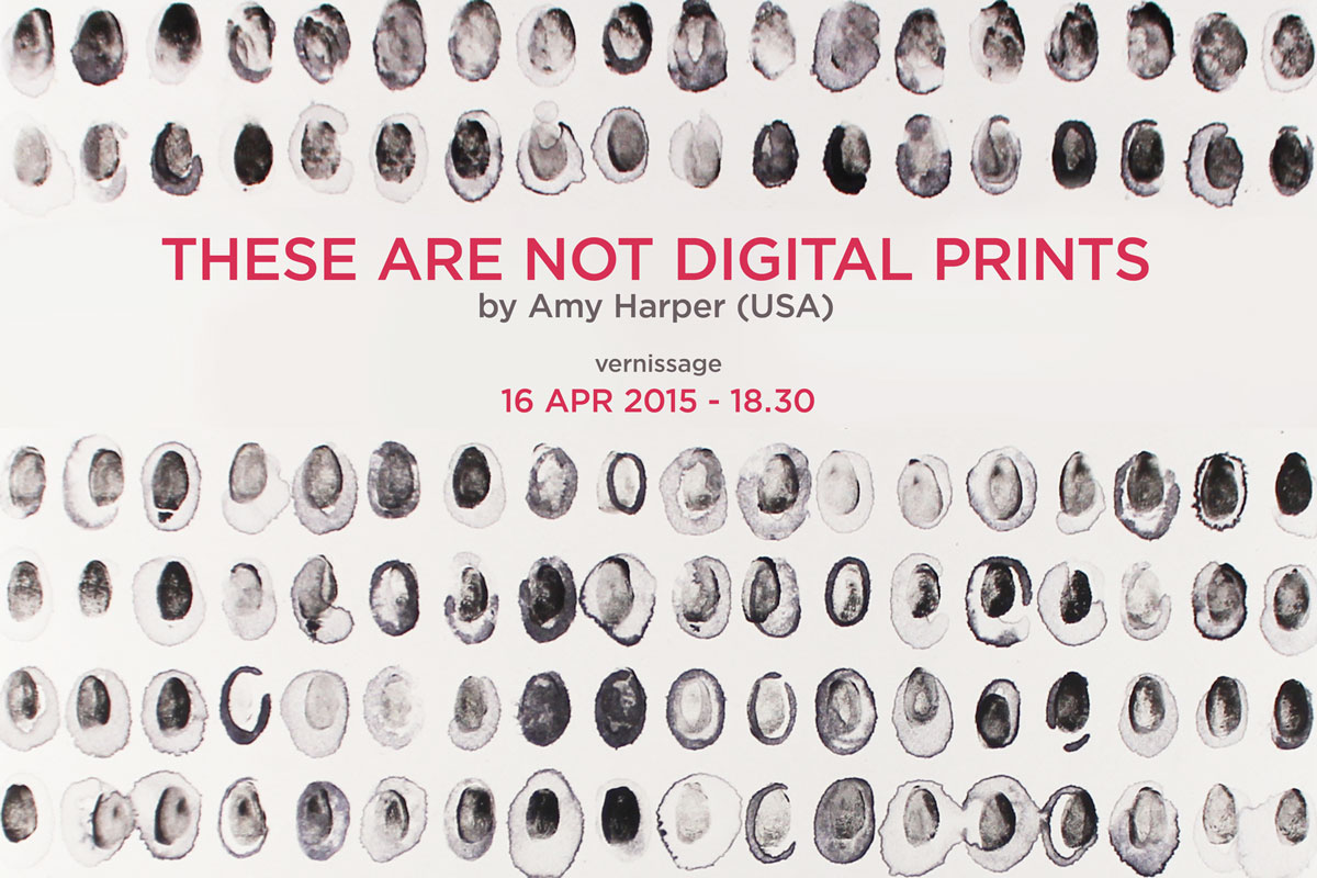 These are not digital prints | Amy Harper