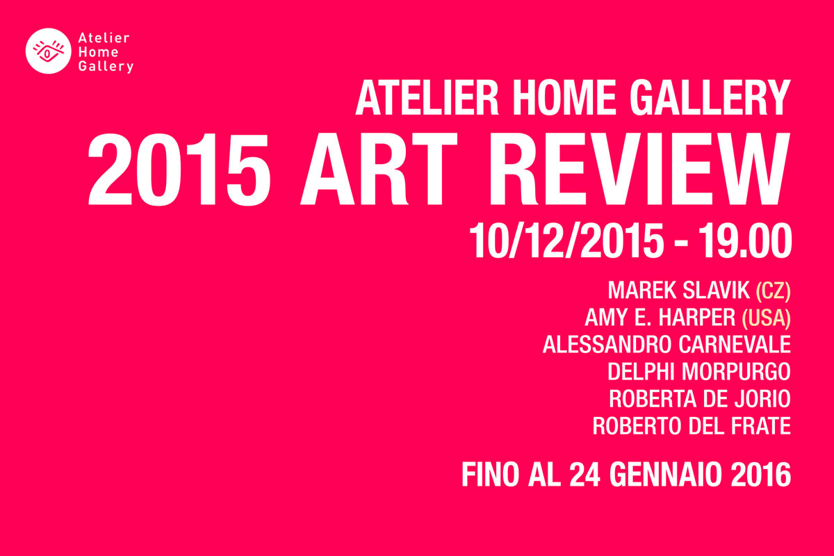 2015 Art Review | Atelier Home Gallery