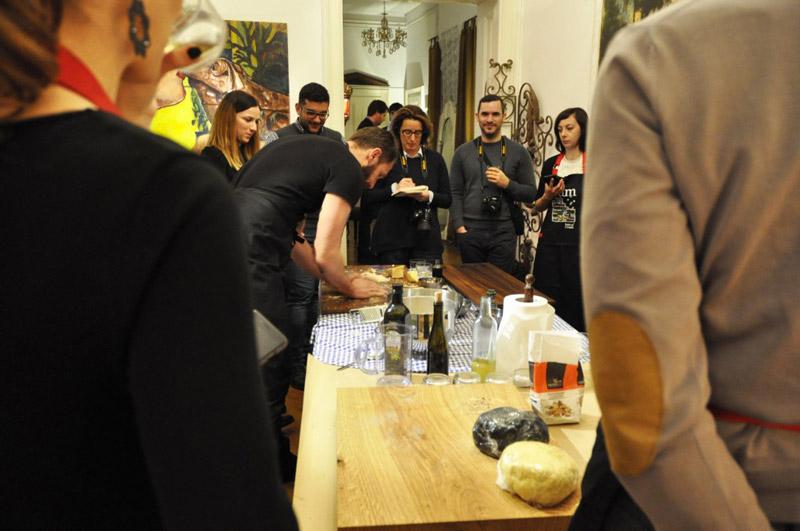 Laboratorio di cucina | I sapori di campo_Atelier Home Gallery