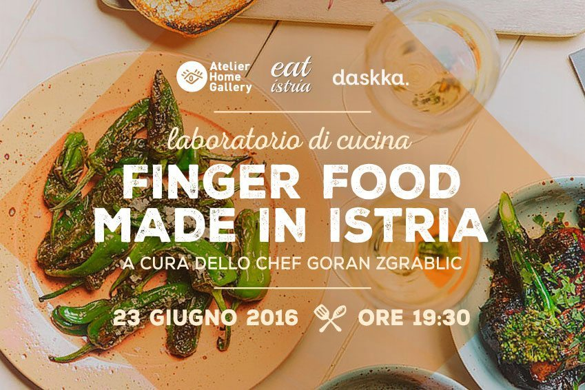 Finger Food Istria_Laboratorio di cucina