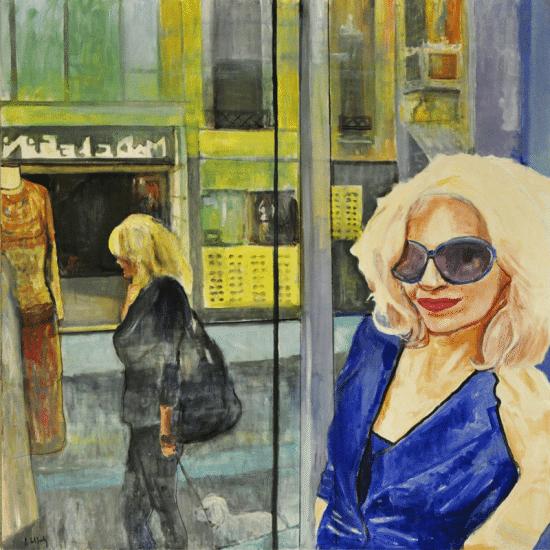 Ritratto-Pop_del-Frate_Corsi-di-pittura_Atelier Home Gallery