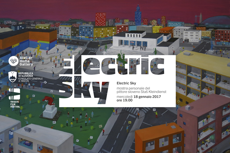 Electric Sky_Stas Kleindienst_Atelier Home Gallery