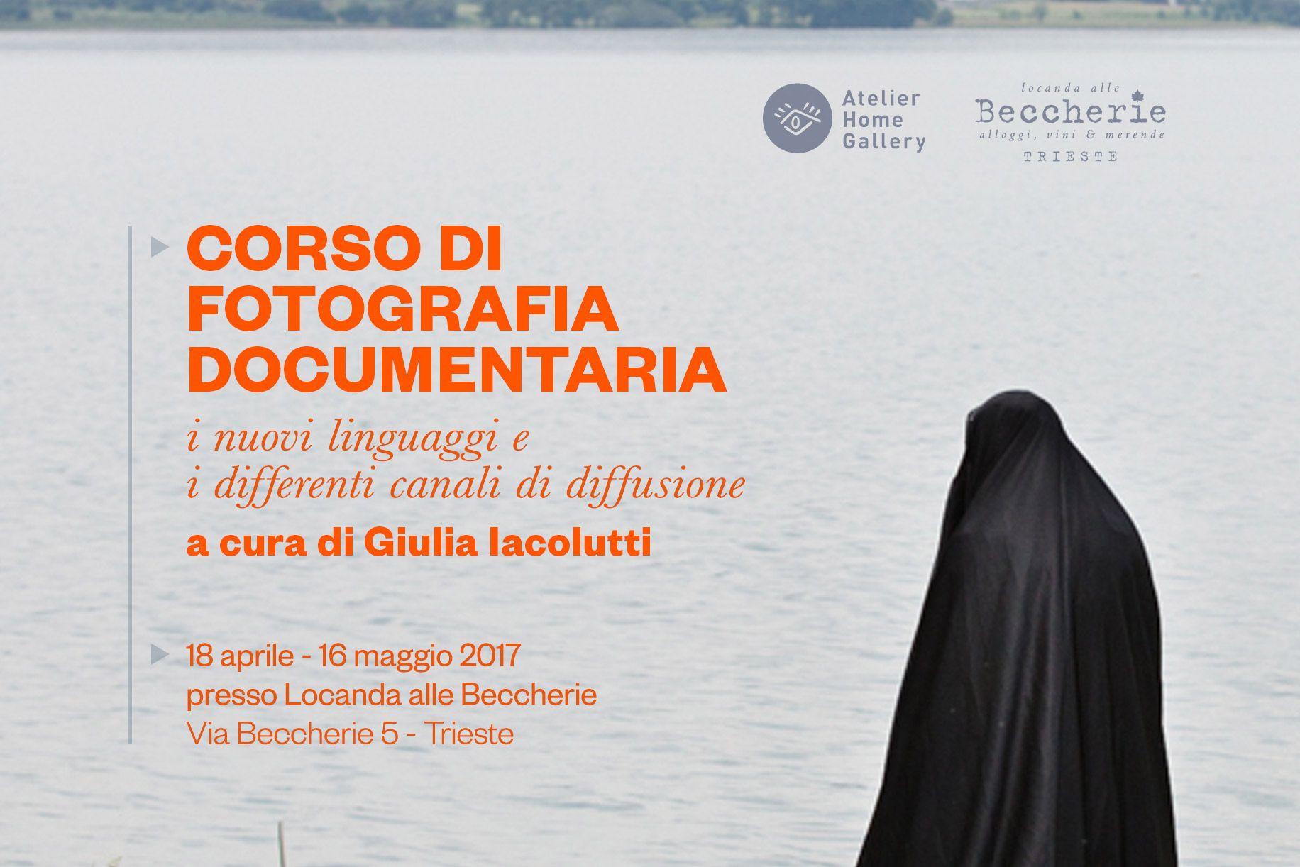 Corso di fotografia documentaria - Giulia Iacolutti - Trieste