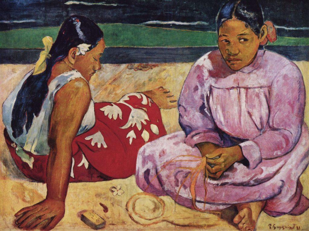 Opera di Gauguin - Lezione d'arte a Trieste