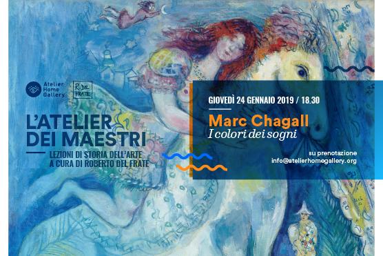 Marc Chagall - Lezioni di storia dell'arte
